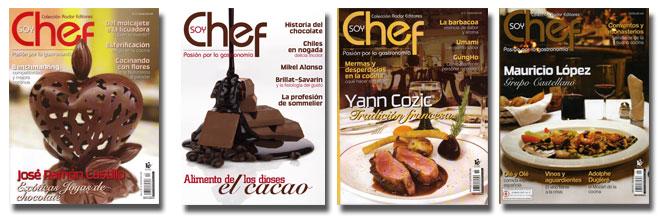 revista Soy Chef